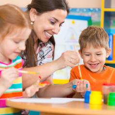 Schulen, Kindergärten