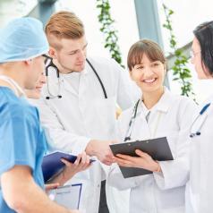 Medizin, Ärztlicher Dienst